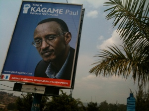 Rwanda's President